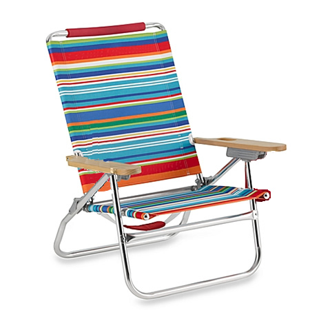 Wondrous Easy In Easy Out Beach Chair 12 H 4 Position Home Interior And Landscaping Ferensignezvosmurscom