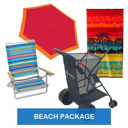 package-beach