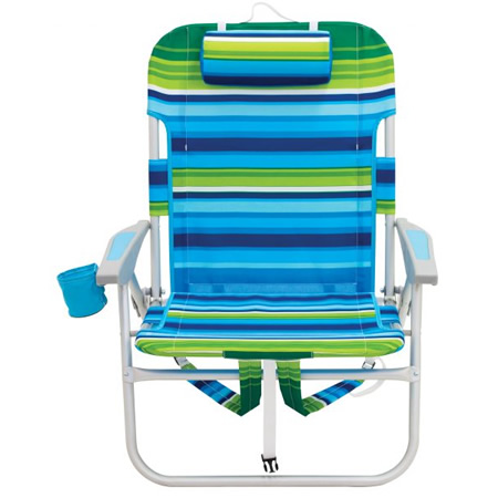 Astounding Big Boy Beach Chair 13 H Extra Wide Seat 4 Position Home Interior And Landscaping Ferensignezvosmurscom
